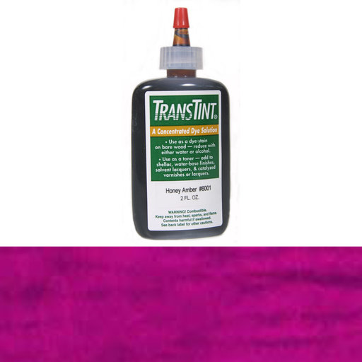 View a Larger Image of Bordeaux Transtint Alcohol/Water Soluble Dye 2 oz