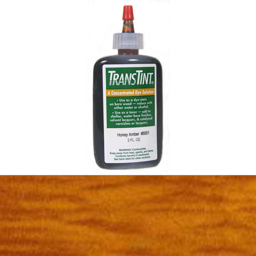 View a Larger Image of Dark Vintage Maple Transtint Alcohol/Water Soluble Dye 2 oz