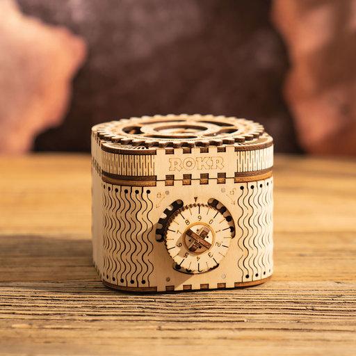 View a Larger Image of Treasure Box