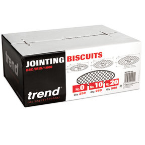 Biscuits - Mixed - 0, 10, 20 - 1000 Pieces
