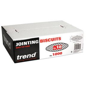 Bisuits - No 10 - 1000 Pieces