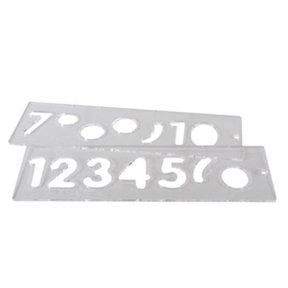 Template Set - NUMBERS