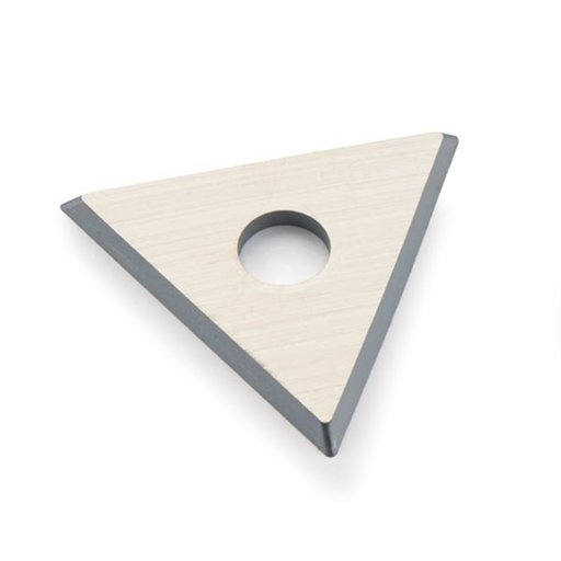 View a Larger Image of Triangular Carbide Replacement Blade for #449 Scraper - Sandvik