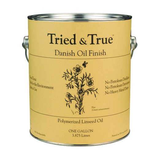 View a Larger Image of Oil Tried and True Danish Gallon