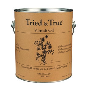 Varnish Tried and True Gallon