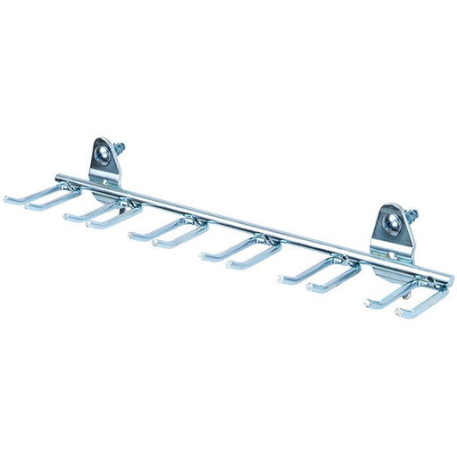 """View a Larger Image of 8 1/8"""" DuraHook Multi-Prong Tool/Wrench Holder for Pegboard, 5 Pack"""