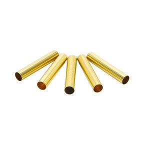Triton Rollerball Pen Kit Replacement Brass Tubes 5-Pair