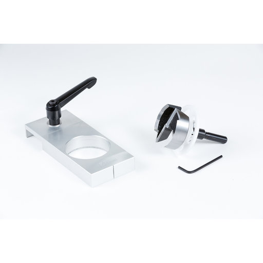 View a Larger Image of Optional Forstner Bit / Guide Assembly 55mm