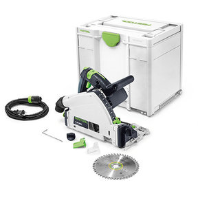 TS 55 REQ-F-Plus Plunge Cut Circular Saw in systainer³ - NO RAIL