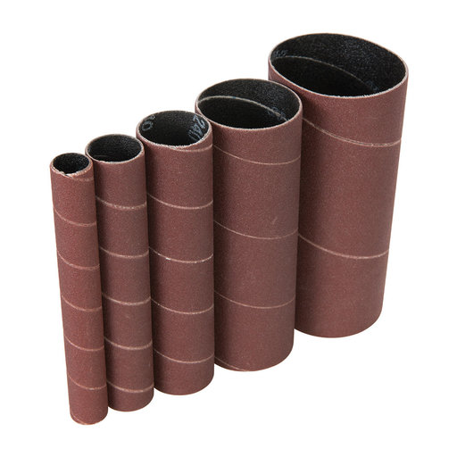 View a Larger Image of TSPS370 Sanding Sleeves 80G 5PK