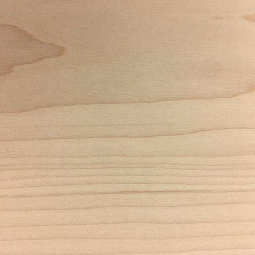 """View a Larger Image of Turned bun foot, Style 31, 4.5""""H - Hard Maple"""