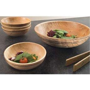 Turning a Stylish Salad Bowl Set - Downloadable Plan