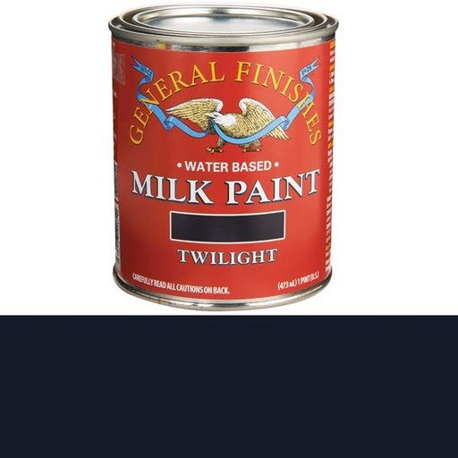 View a Larger Image of Twilight Milk Paint Water Based Pint