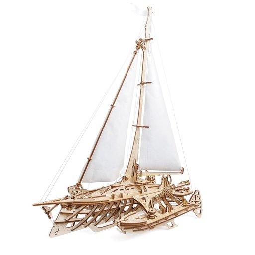 View a Larger Image of Trimaran Merihobus Sailboat Assembly Kit