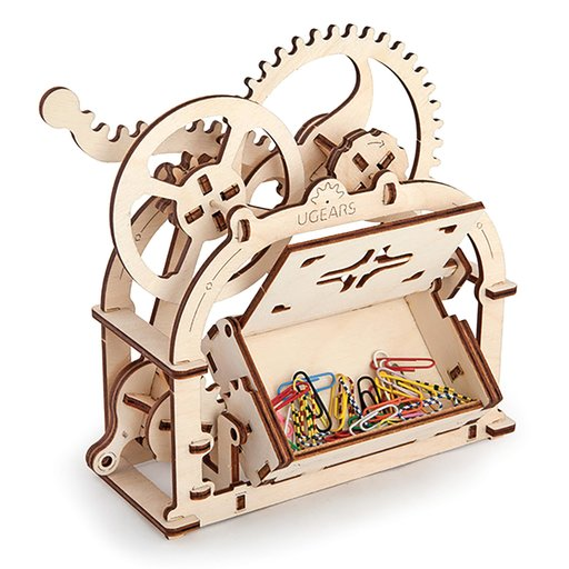 View a Larger Image of 3D Mechanical Puzzle Storage Box Assembly Kit