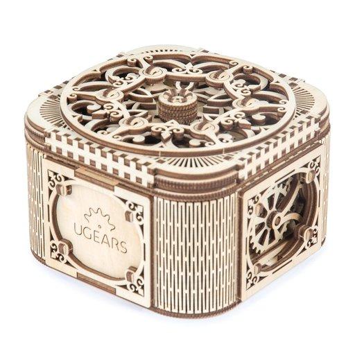 View a Larger Image of Treasure Box Assembly Kit