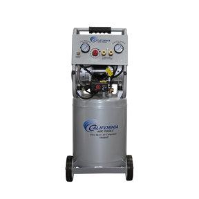 2HP 10 Gallon Oil-Free Aluminum Tank Air Compressor with Auto Drain Valve