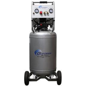 2HP 220V 20 Gallon Oil-Free Steel Tank Air Compressor