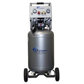 2HP 20 Gallon Oil-Free Steel Tank Air Compressor with Auto Drain Valve