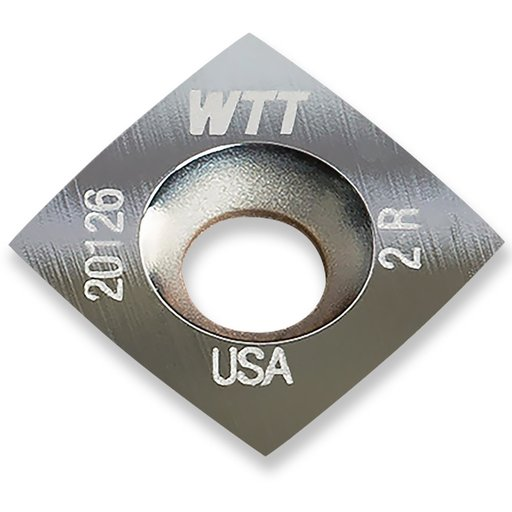 """View a Larger Image of Ultra-Shear - .44 Square 2"""" Radius Insert"""