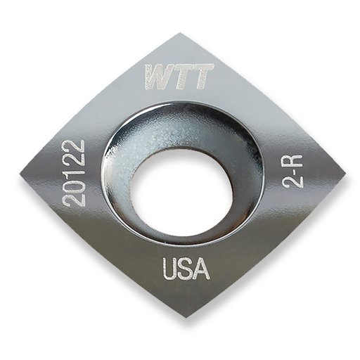 """View a Larger Image of Ultra-Shear - .59 Square 2"""" Radius Insert"""