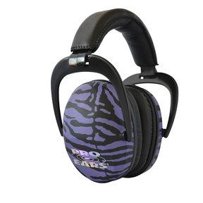 Ultra Sleek Purple  Zebra
