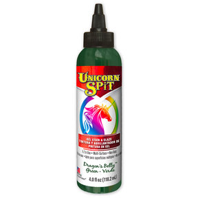 Dragon Belly Gel Stain and Glazed Water Based 4 oz