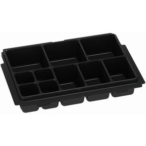 Universal Insert for T-LOC and systainer³, 10 compartments