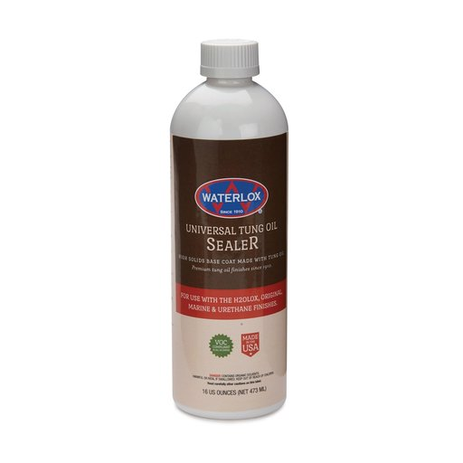 View a Larger Image of Universal Tung Oil Sealer Pint