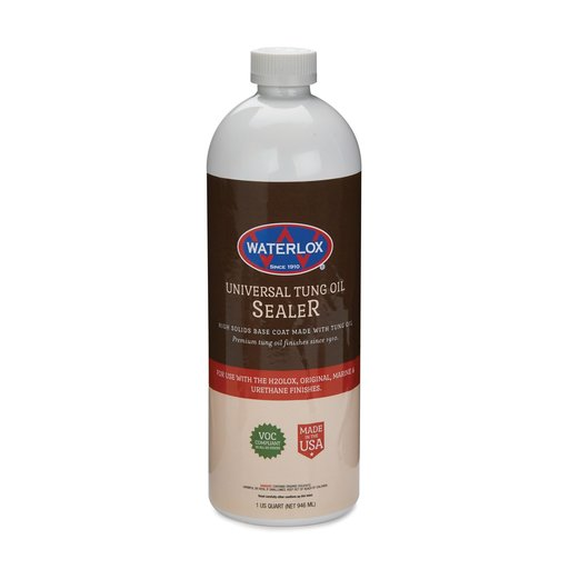 View a Larger Image of Universal Tung Oil Sealer Quart