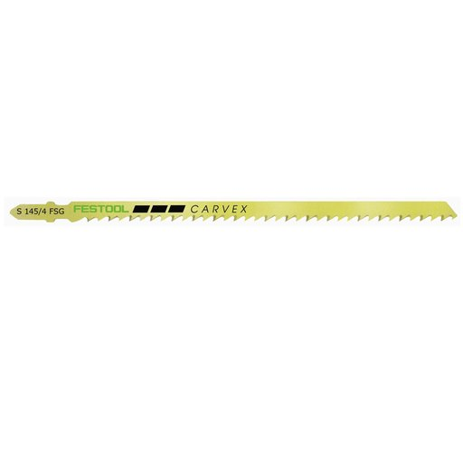 View a Larger Image of Universal Wood Jigsaw Blades, 145mm L, 4 FSG pitch, 5 pack