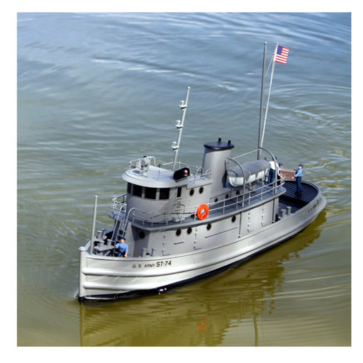 View a Larger Image of US Army 74' ST Tug Boat