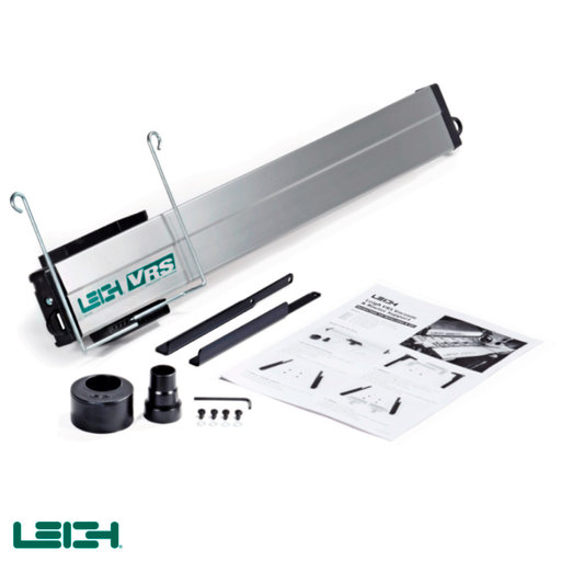 """View a Larger Image of Vacuum & Router Support for Leigh Super 18"""" Dovetail Jig"""