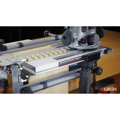 View a Larger Image of Vacuum & Router Support for PC 4200 Series Dovetail Jigs