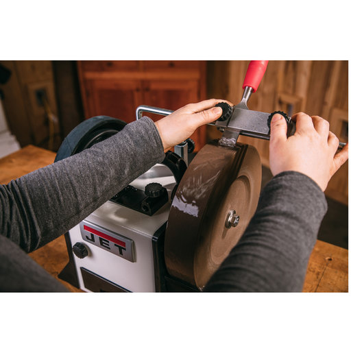 View a Larger Image of Variable Speed Wet Sharpener, JWS-10
