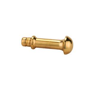 Jewelry Box Hanger/Knob - Polished Brass