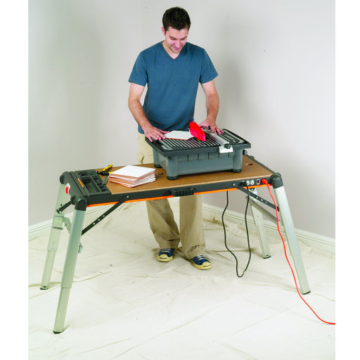 View a Larger Image of TWOFOLD Workbench and Scaffold