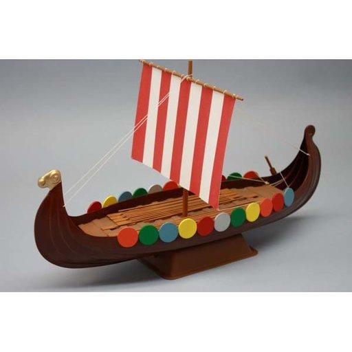 View a Larger Image of Viking Ship Boat Kit