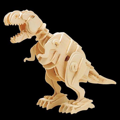 View a Larger Image of Walking T-Rex Kit