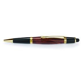 Wall Street II Ballpoint Pen Kit Gold with Stylus