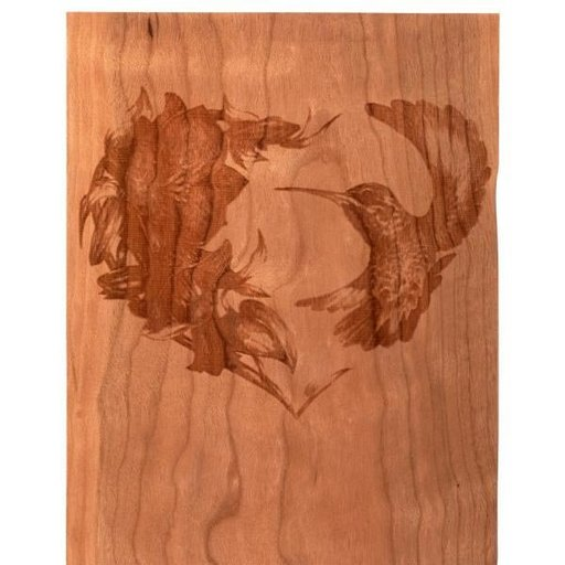 """View a Larger Image of Walnut Wood Veneer - 1/16"""" Thick x 4-1/2"""" to 7-1/2"""" Width - 3 Square Foot Pack"""
