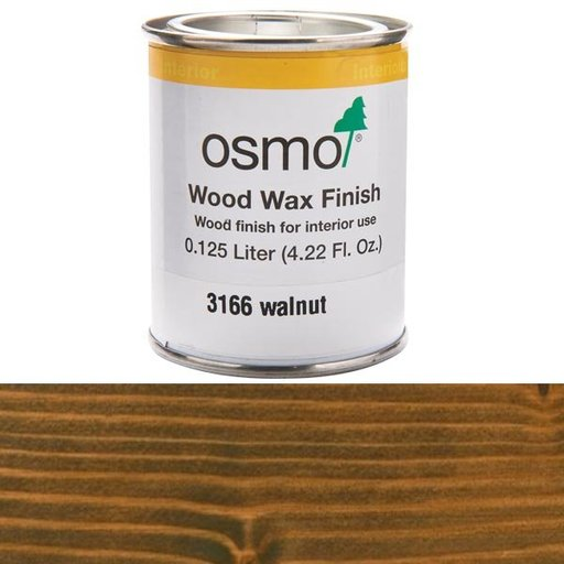 View a Larger Image of Walnut Wood Wax 3166Solvent Based .125 l
