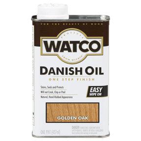 Golden Oak Danish Oil Solvent Based Pint
