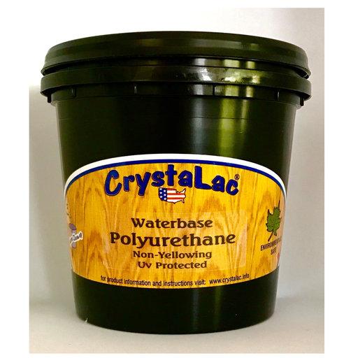 View a Larger Image of Waterbase Polyurethane Semi-Gloss Pint