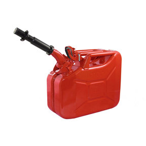 Gas Can 10 liter Red