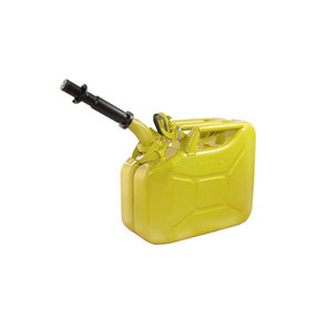 Gas Can 10 liter Yellow