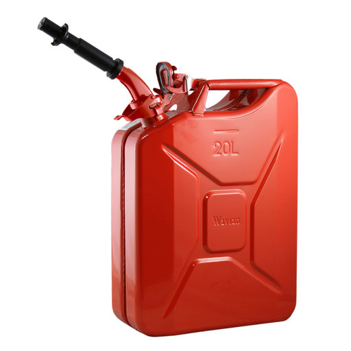 View a Larger Image of Gas Can 20 liter Red