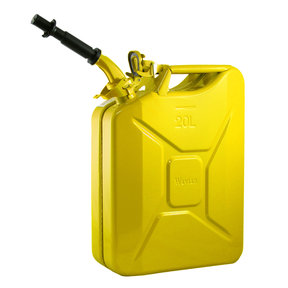 Gas Can 20 liter Yellow