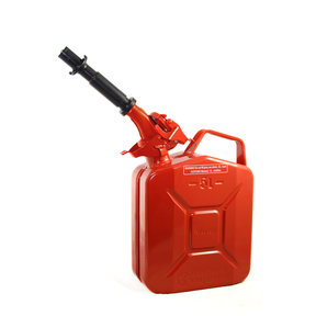 Gas Can 5 liter Red