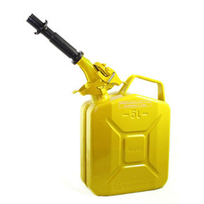 Gas Can 5 liter Yellow